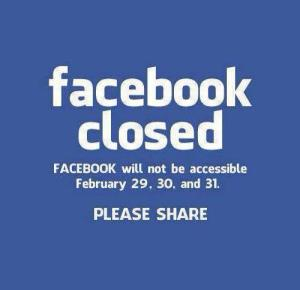 fb closed