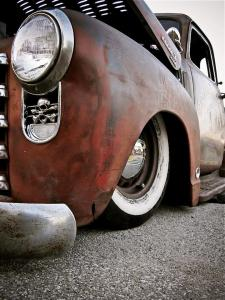 rat rod pov