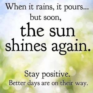 sunshine inspiration
